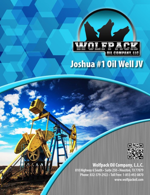 Joshua #1 Oil Well JV