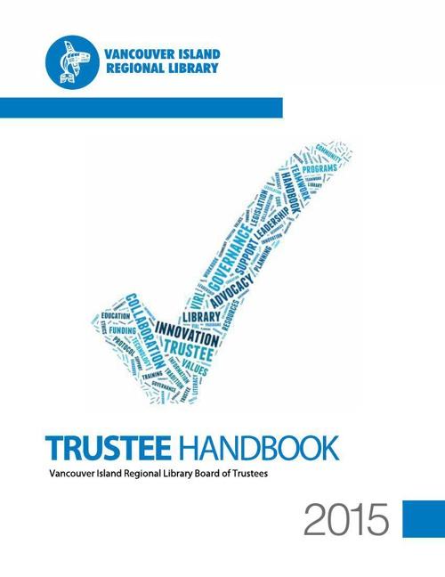 2015 VIRL Trustee Handbook