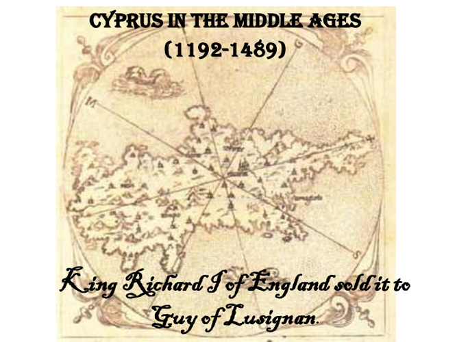 PETER I, KING OF CYPRUS (1359-1369)