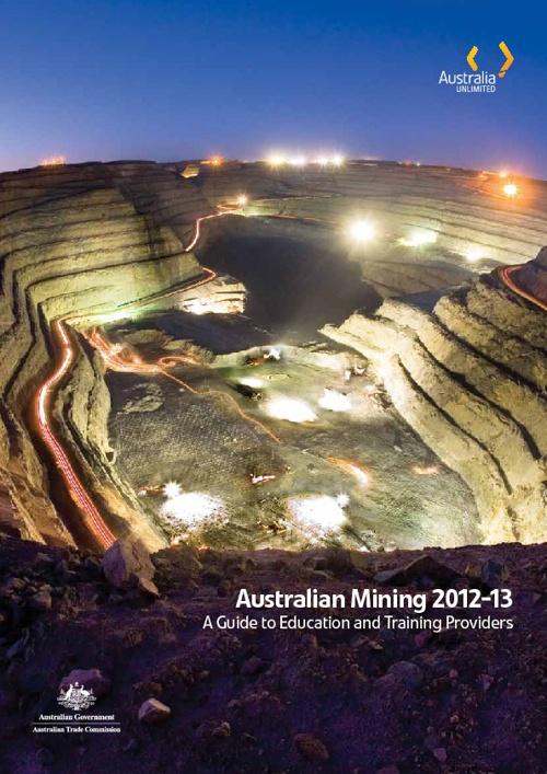 Australian Mining 2012-13