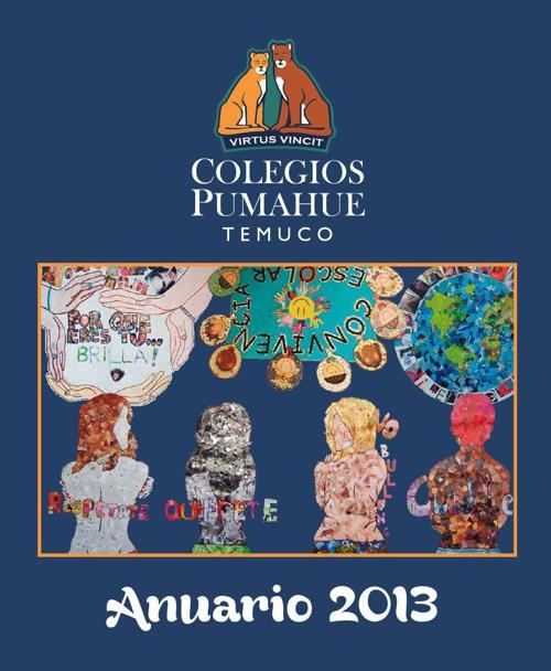 Anuario Pumahue Temuco 2013