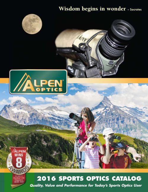Alpen 2016 Catalog