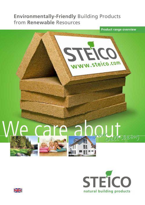Steico Brochure