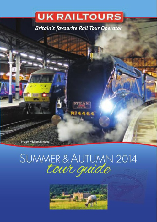 32578 UK Railtours Summer_LLR