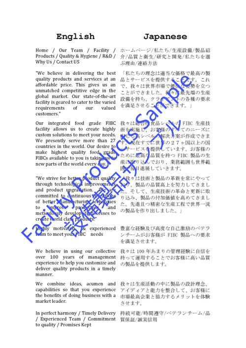 EN to JP Translation Samples