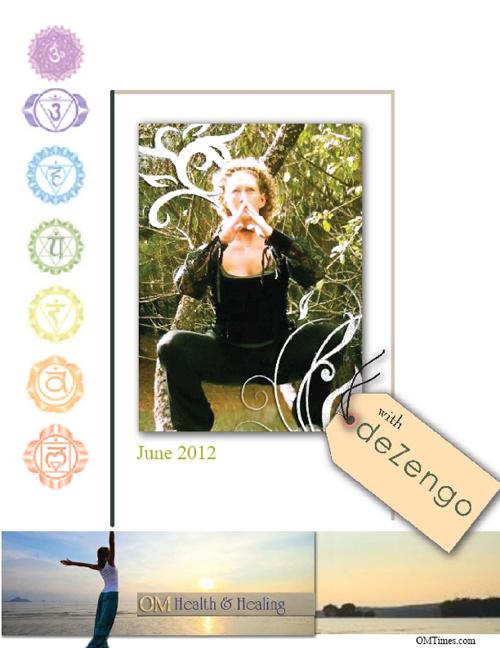 Health & Wellness June 2012 - Raising Your Vibration