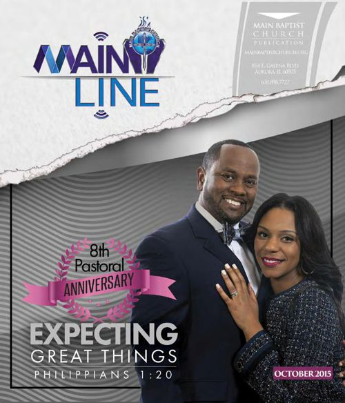 MAINLINE PUBLICATION | October 2015