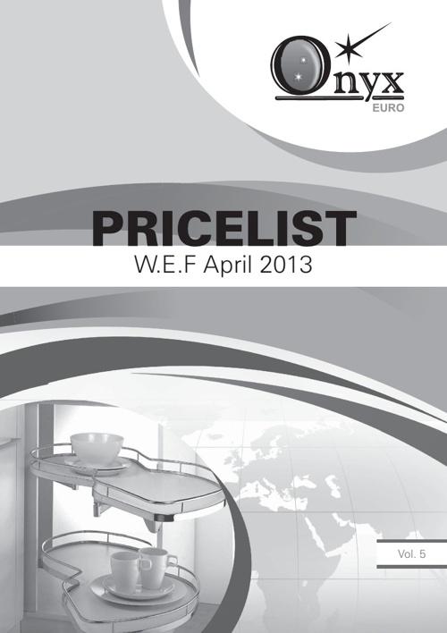 Pricelist_April 2013