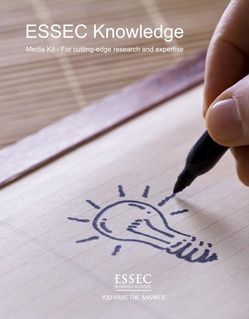 ESSEC Knowledge Media Kit