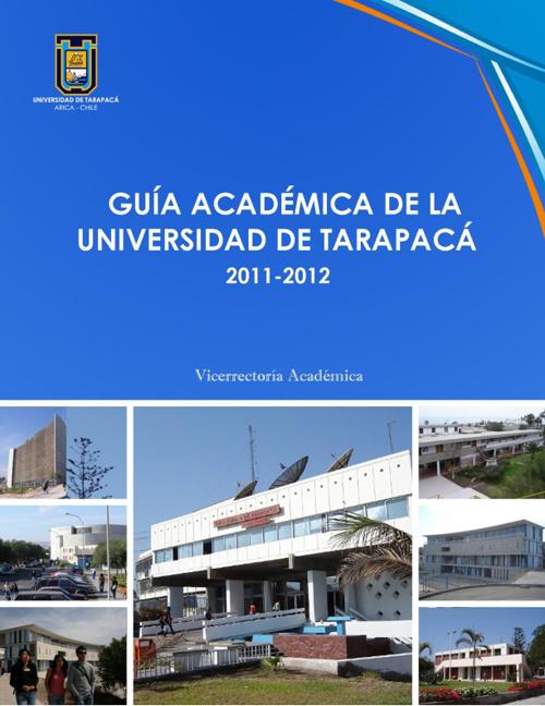 Guía Académica UTA 2012