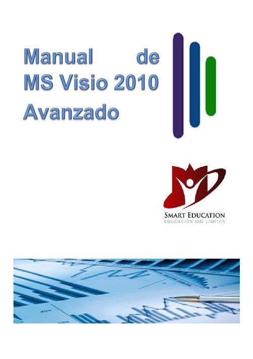 CURSO DE MICROSOFT VISIO 2010 AVANZADO CON PORTADA