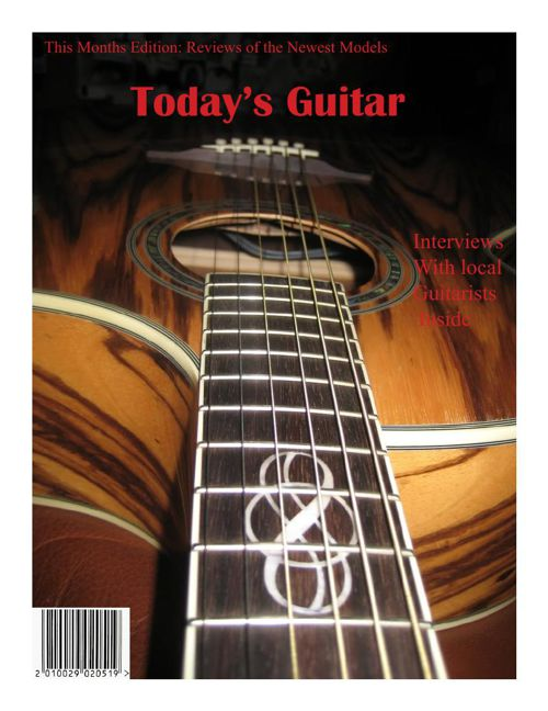 Todays Guitars