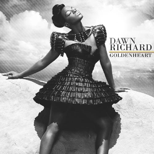 Dawn Richard - Goldenheart by Creat1ve