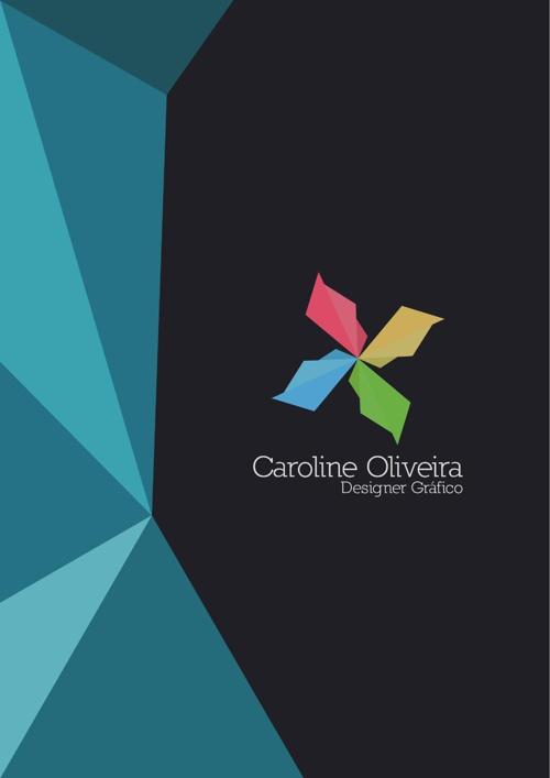 Portfólio Ana Caroline - Designer Gráfico
