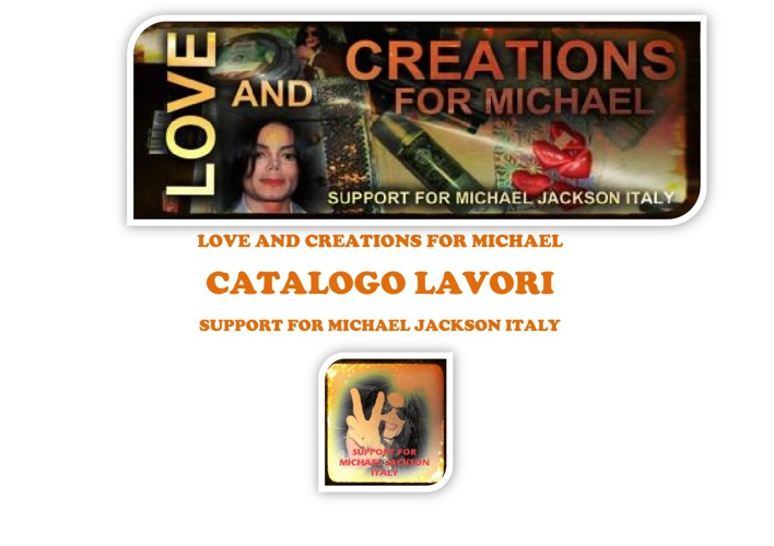 CATALOGO LOVE AND CREATIONS FOR MICHAEL