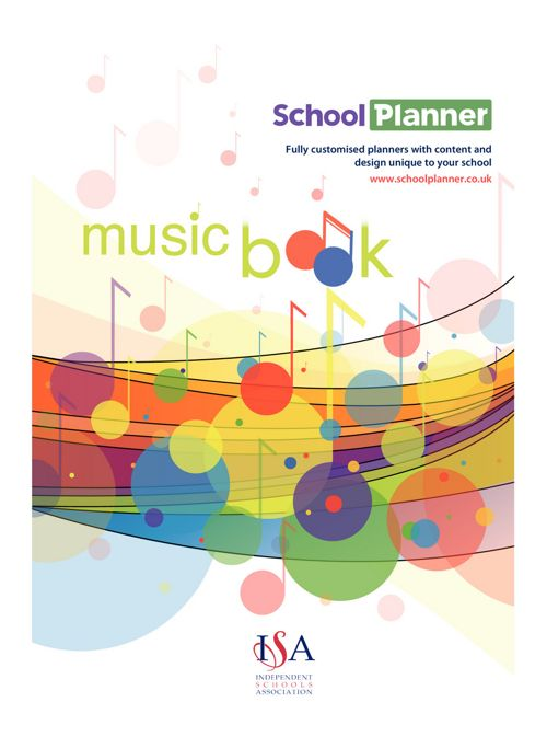 The School Planner Company Music Diary