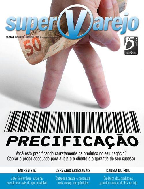 Revista SUPERVAREJO nº 167  Março de 2015