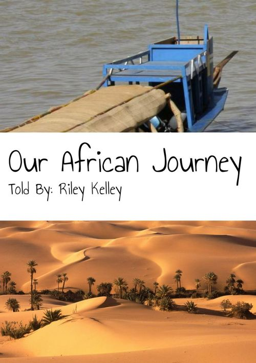My African Journey - Christopher Kelley