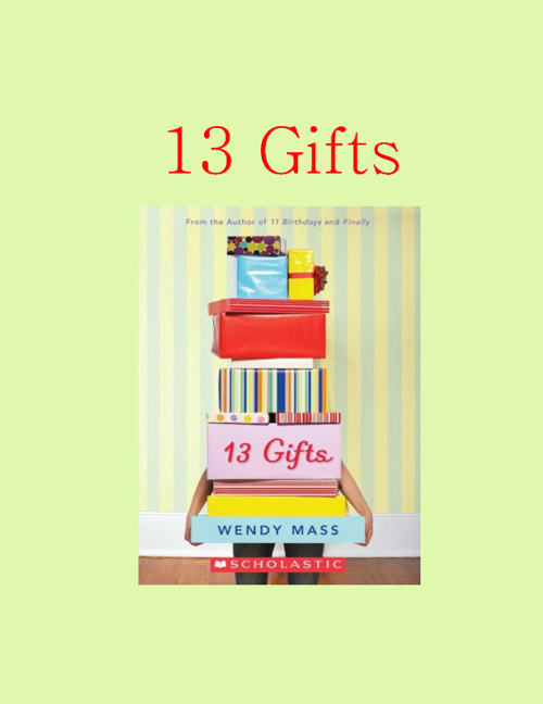 13 Gifts by Sarah