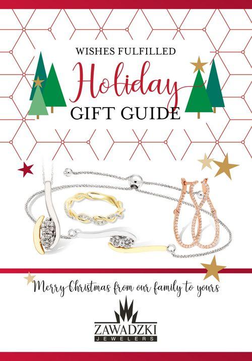 Zawadzki Jewelers Holiday Gift Guide 2017