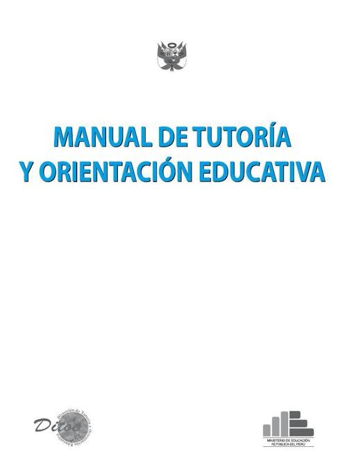 Copy of MANUAL DE TUTORIA