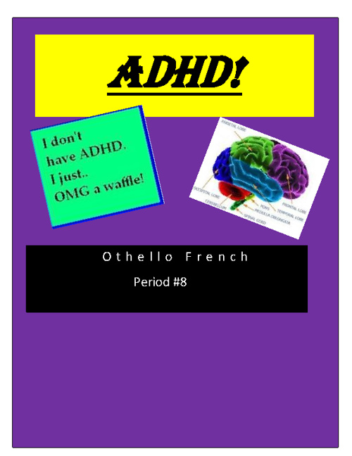 Othello French ADHD