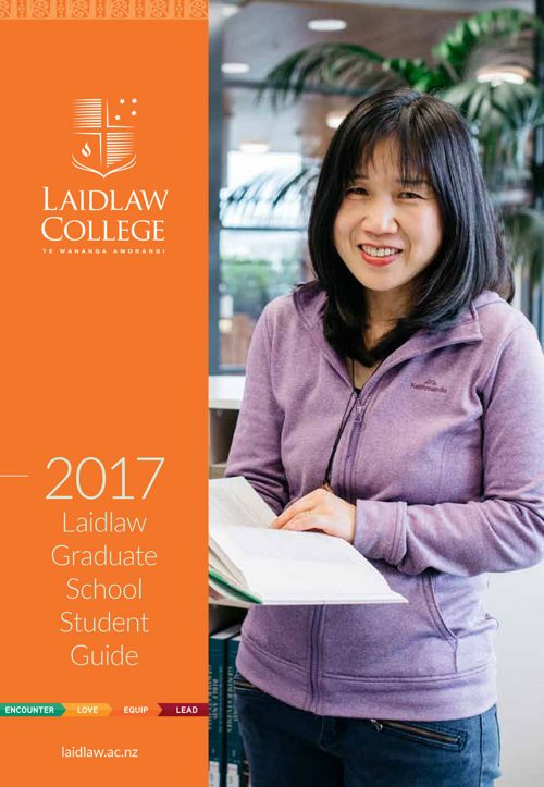 Graduate School Handbook 2017