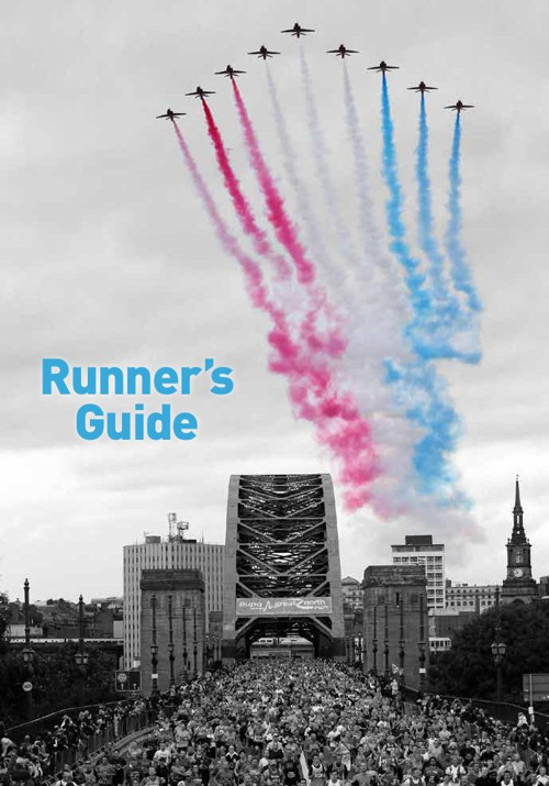 Bupa Great North Run 204 - Runner's Guide