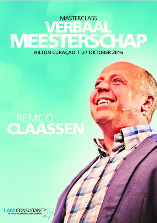 Verbaal Meesterschap Remco Claassen