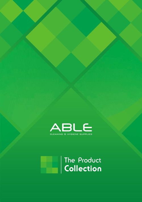 Able Cleaning & Hygiene Product Collection 2015