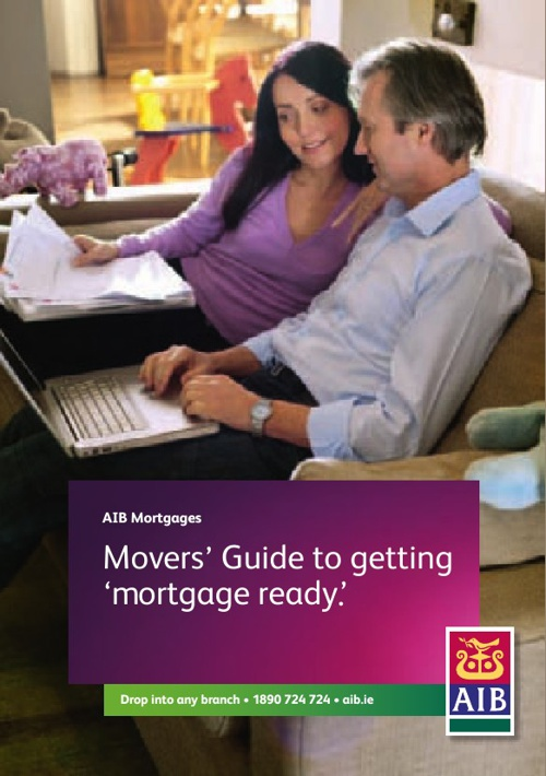 AIB Mortgages - Movers Guide
