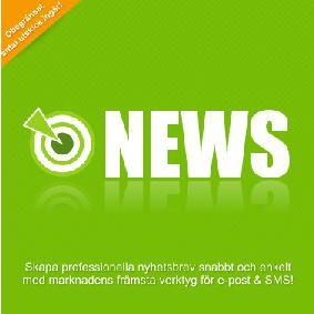 Skapa professionella nyhetsbrev snabbt & enkelt med Edit News!