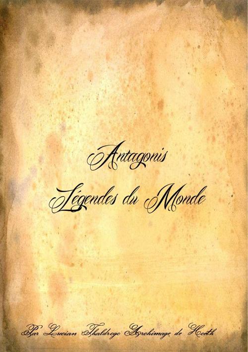 Livre de Lucian Thaldrogo -provisoire-