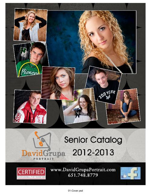 2013 Senior Catalog