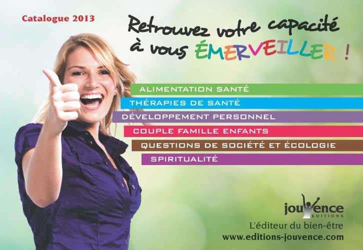 Catalogue 2013 - Éditions Jouvence