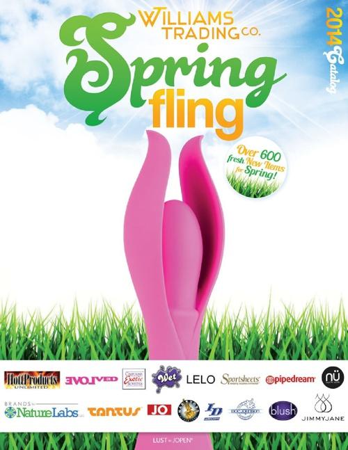 Spring Catalog 2014