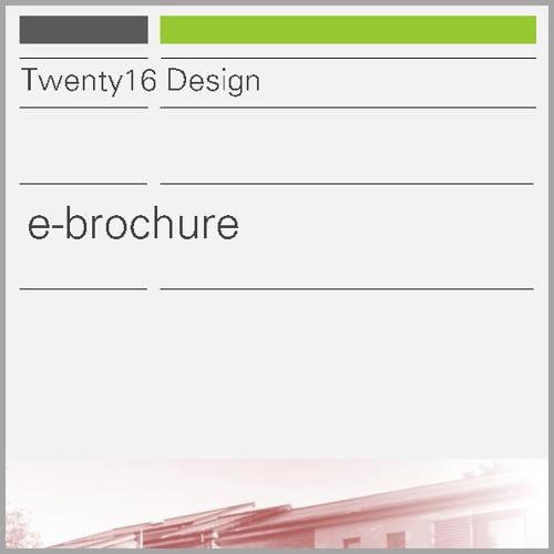 Twenty16 Design 2012 e-Brochure