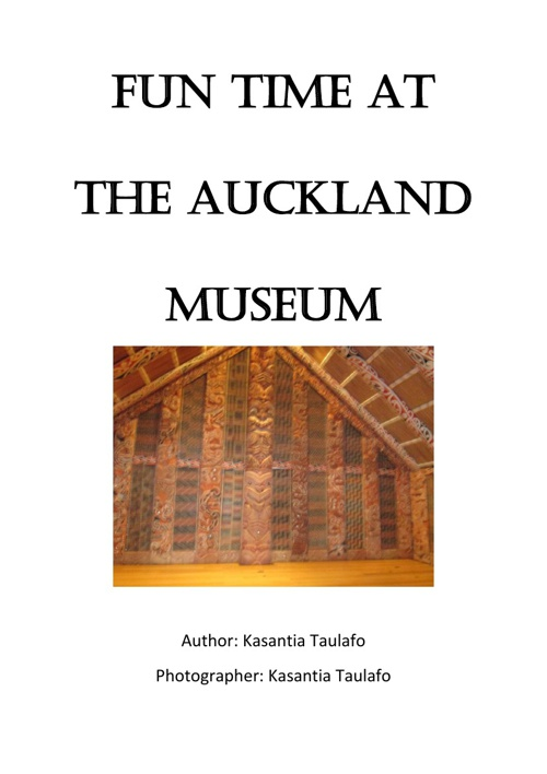 fun time at the Auckland museum