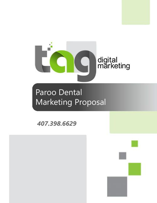 Paroo Dental Marketing Proposal_20160318