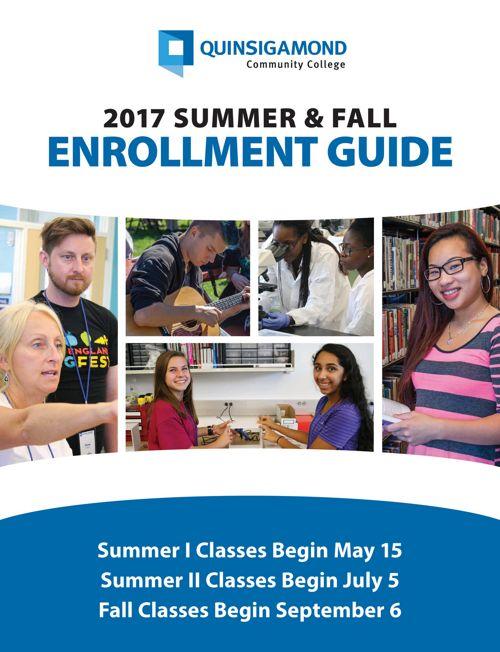 2017 summerfall enrollment guide