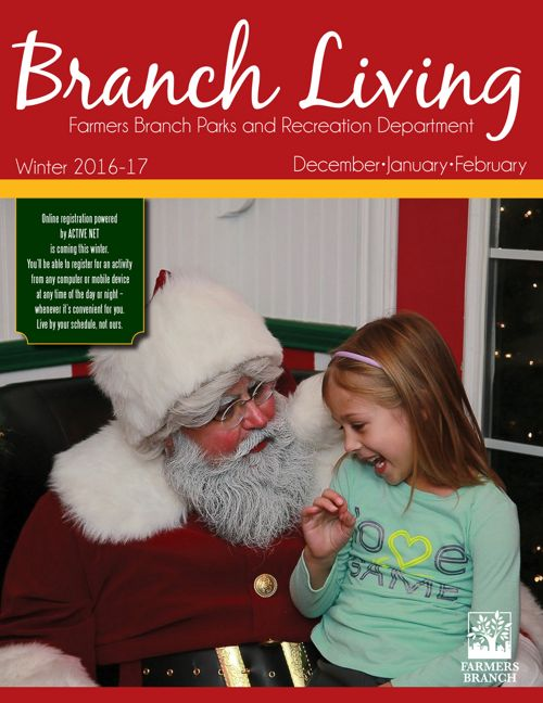 Branch Living Winter 2016-17