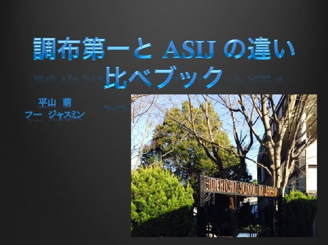 japanese project