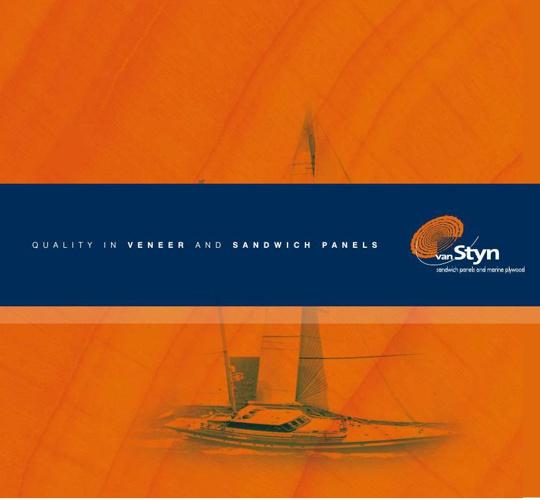 Brochure Van Styn English