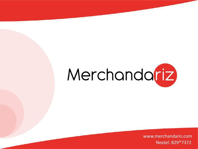 Merchandariz Catalogo 2012