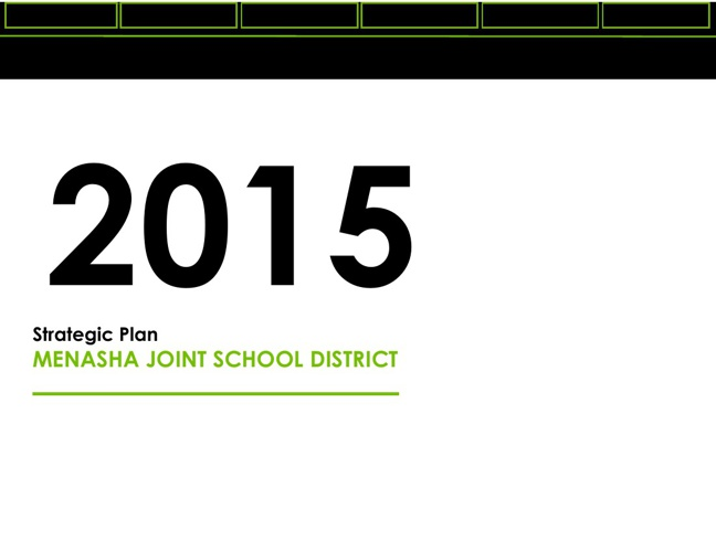 Menasha Joint School District Strategic Plan