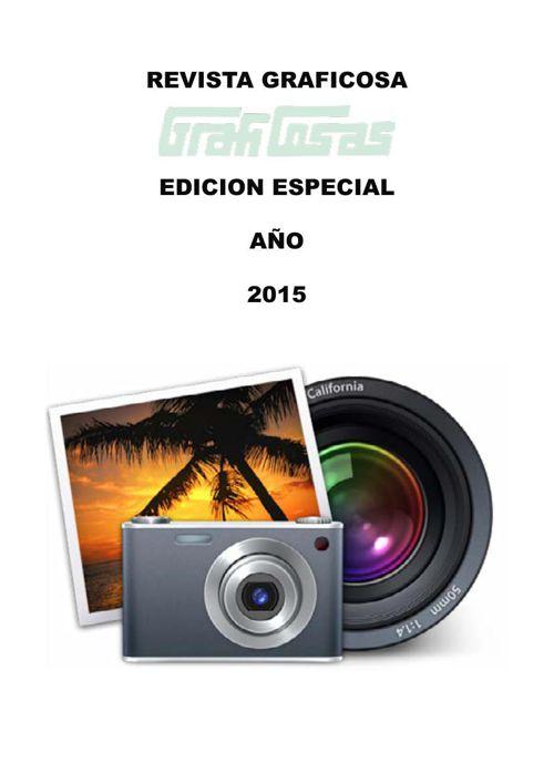 REVISTA GRAFICOSA 2015