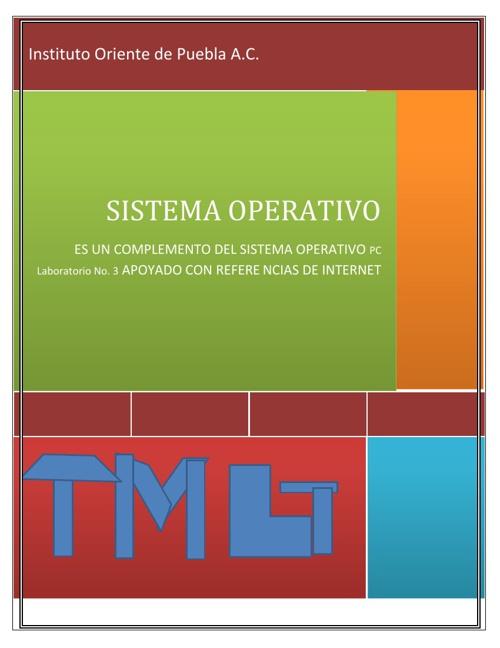 sitema operativo