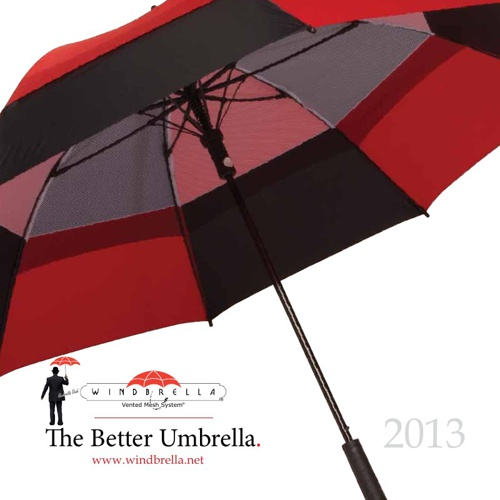 Windbrella Golf Catalog