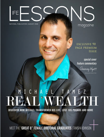 August 2016 Life Lessons Magazine Sample
