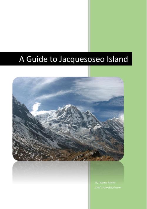 Jacquesoseo Island history jpeg